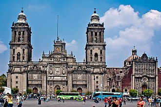 Roman Catholic Archdiocese of Mexico - Metropolitan Cathedral in Mexico City