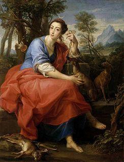 Caterina Gabrielli Italian coloratura singer (1730-1796)