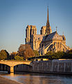 Cathédrale Notre Dame, Paris 30 September 2015.jpg