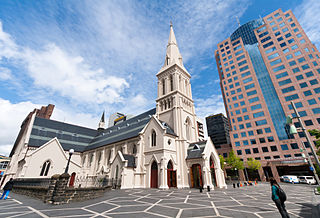 St Patricks Cathedral, Auckland Church in Auckland Central City, New Zealand