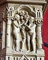 Cathedrale d'Amiens - portail - Adam et Eve.jpg