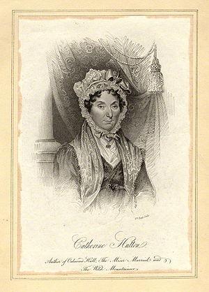 Catherine Hutton - Catherine Hutton in 1824