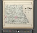 Cayuga County, Left Page (Map of town of Scipio) NYPL3903631.tiff