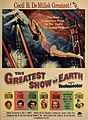 Cecil B. DeMille's Greatest ! The Greatest Show on Earth, 1952.jpg