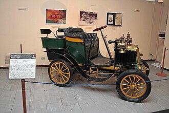 Ceirano GB & C - Ceirano 5 HP (1901)