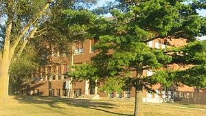 Center Township Grade and High School - Center Township Grade and High School, August 2012