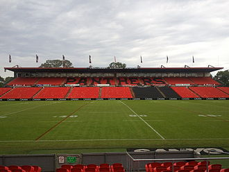 Penrith Stadium - Penrith Stadium in 2011