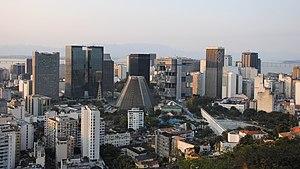 Centro, Rio de Janeiro - Image: Centro RJ
