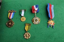 Ceremonia de aniversario 121 y graduación curso 100 de oficiales (8148818049).jpg