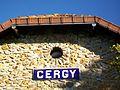 Cergy (95), ancienne gare CGB, place de Verdun 04.jpg