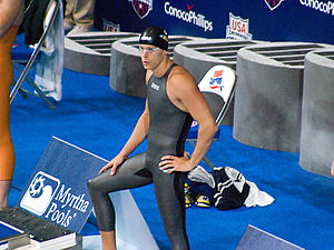 César Cielo - Cielo at the 2009 US National Championships in Indianapolis