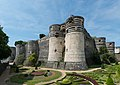 Château d'Angers, South view 20170611 1.jpg
