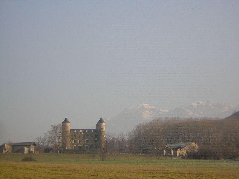 Château de Bonrepos, Haute-Garonne