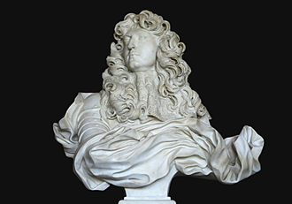 Bust (sculpture) - Gian Lorenzo Bernini, Bust of Louis XIV, 1665