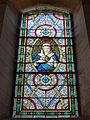 Châtillon-lès-Sons (Aisne) église, vitrail 02.JPG