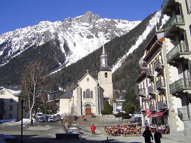 Chamonix-Mont-Blanc - Brévent-Flégère