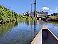 Champlain Feeder Canal near Finch Paper plant as seen from a canoe.jpg
