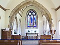 Chancel, All Saints Church, Dibden - geograph.org.uk - 868549.jpg