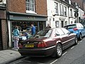 Char in Winchester High Street - geograph.org.uk - 1540046.jpg