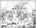 Charles-Alexandre Steinhäuslin 07 - Combat devant le pont de Gislikon (23.11.1847).jpg