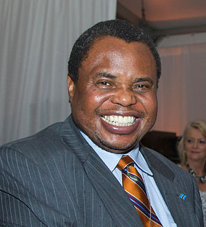 Charles Thembani Ntwaagae - Charles Thembani Ntwaagae in 2012