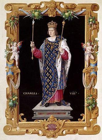 Charles VIII of France - Charles VIII