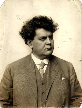 Charles W. Clark - Clark in 1914