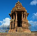Chatarbhuj Temple Khajuraho front.jpg