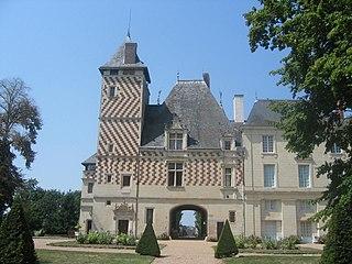 Chouzé-sur-Loire Commune in Centre-Val de Loire, France