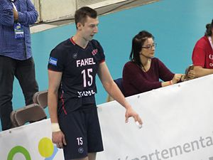 Chaumont Volley-Ball 52 vs Fakel Novy Urengoy, Challenge Cup, 12 avril 2017 - 47.jpg