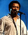 Cheb Khaled performed in Oran on July 5th 2011 (cropped) (cropped).jpg