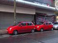 Chevrolet Spark 2005 & Chery iQ 2008 (11333085623).jpg