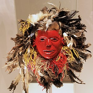 Chewa people - Image: Chewa mask Malawi