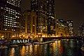 Chicago River at Night (35580104723).jpg