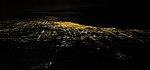 Chicagoland night aerial, Gary through Kenosha.jpg