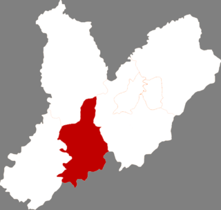 Harqin Zuoyi Mongol Autonomous County Autonomous county in Liaoning, Peoples Republic of China