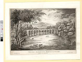 Chirk Aqueduct, Denbighshire