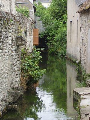 Meung-sur-Loire - Image: Chmeung