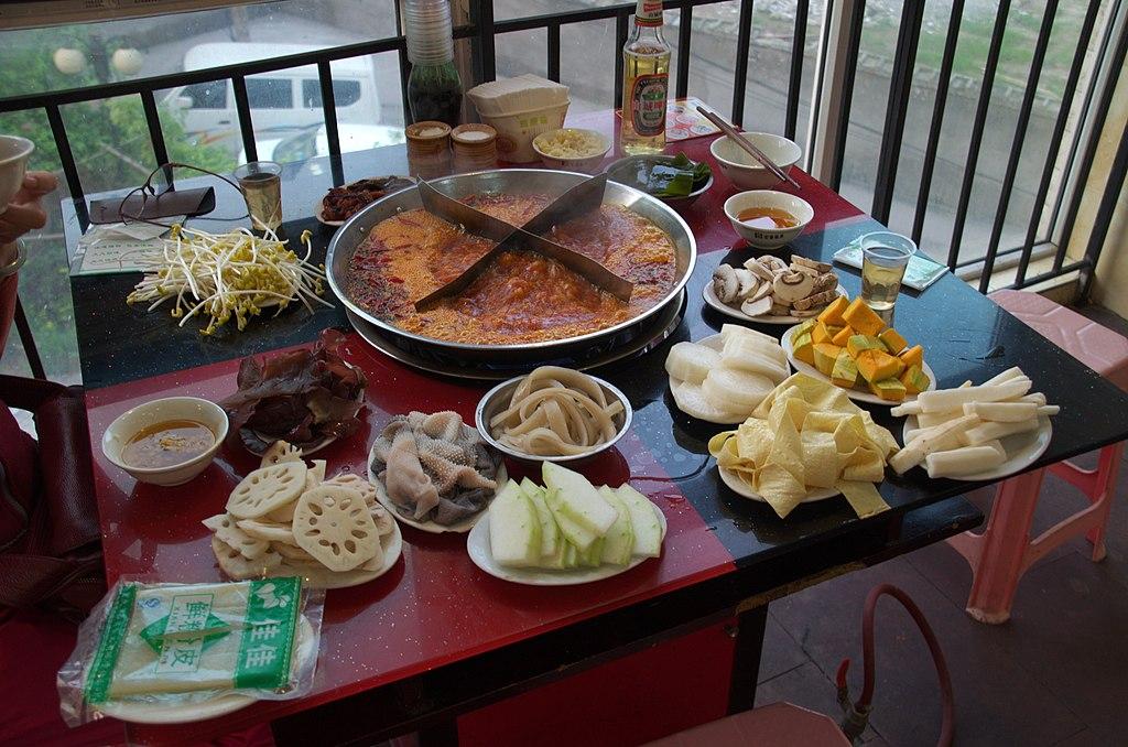 Chongqing.Sichuan.huoguo