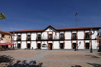 Chozas de Canales - Town Hall