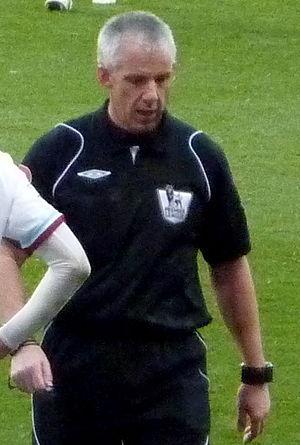 Chris Foy (referee) - Image: Chris Foy