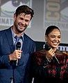 Chris Hemsworth & Tessa Thompson (48470870166).jpg