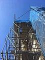 Christ Church Cosway Street scaffolding September 2017.jpg