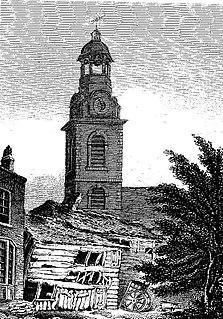 church in Southwark, London