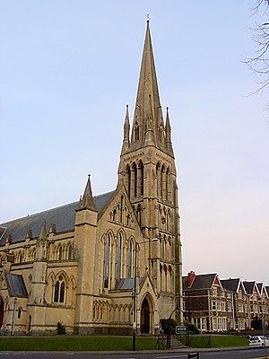 Christ Church, Clifton Down - Image: Christchurchcliftond own