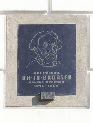 Theodor Brorsen