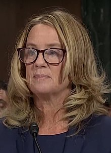Christine Blasey Ford, 27 September 2018 (b) (cropped).jpg