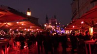 File:Christmas market in Ljubljana city centre - part 3.webm