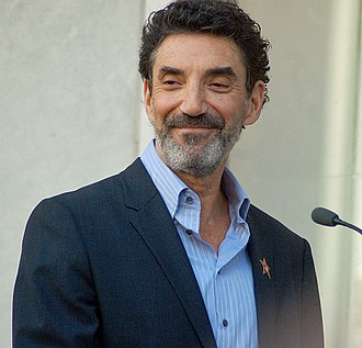 Chuck Lorre - Lorre in September 2011