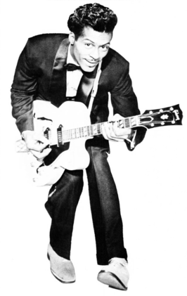 Chuck Berry in 1958
